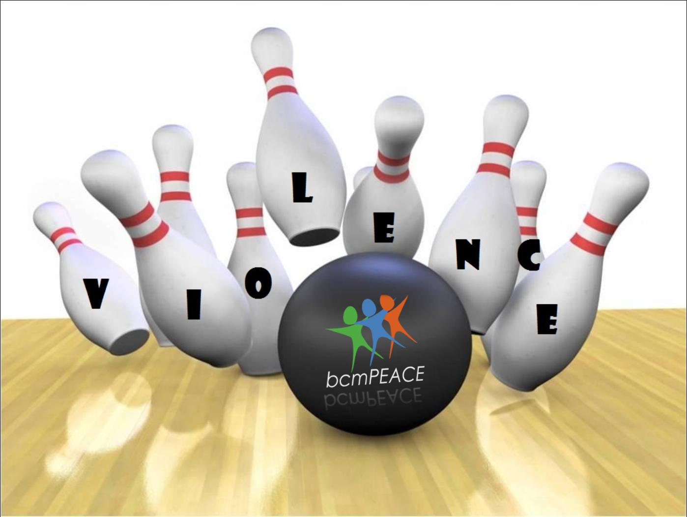 Bowling Pins w Logo